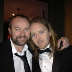 Dennis Kelly and Tim Minchin