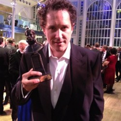 Best Actor in a Musical Bertie Carvel
