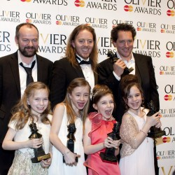 The Olivier Awards 2012