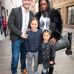 Will Mellor and family