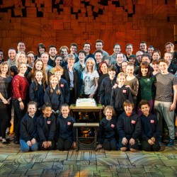 The cast of Matilda The Musical