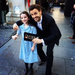 Lollie McKenzie with Michael Xavier