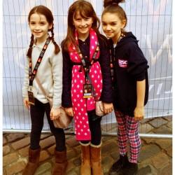 Lollie McKenzie, Tasha Chapple & Elise Blake