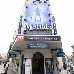 Matilda - Relaxed performance. Photography by Alex Rumford
