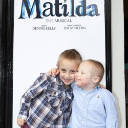 Matilda - Relaxed performance