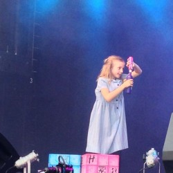 Lottie performing