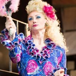 Kay Murphy as Mrs Wormwood