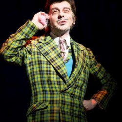 James Clyde as Mr Wormwood