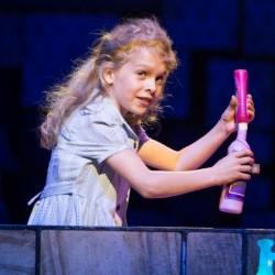 Matilda Shapland as Matilda