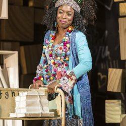 Sharlene Whyte as Mrs Phelps - Matilda The Musical