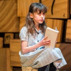 Anna-Louise Knight as Matilda - Matilda The Musical