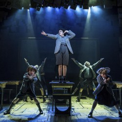 The Company- Matilda The Musical London