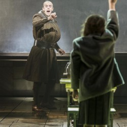 Craige Els as Miss Trunchbull - Matilda The Musical