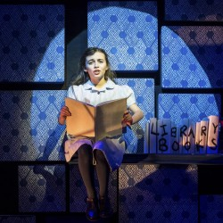 Lara McDonnell as Matilda - Matilda The Musical