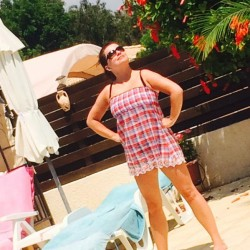 Wendy in Cyprus