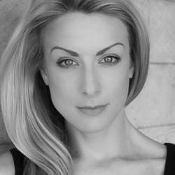 Laura Tyrer New Headshot BW (Medium)