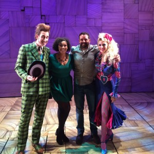 Matilda The Musical 2 millionth audience member