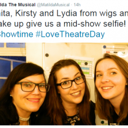 Matilda Love Theatre Day-Showtime 3