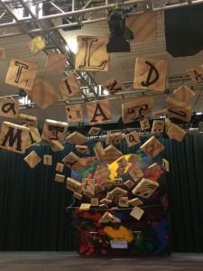 Imagine Children's Festival-Rob Howell Installation