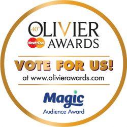 Magic Radio Audience Award- Vote Matilda The Musical