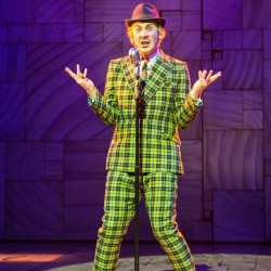 Michael Begley as Mr Wormwood