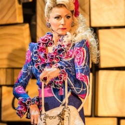 Rebecca Thornhill as Mrs Wormwood