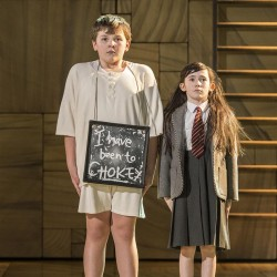 Oliver Llewelyn-Williams as Bruce and Clara Read as Matilda