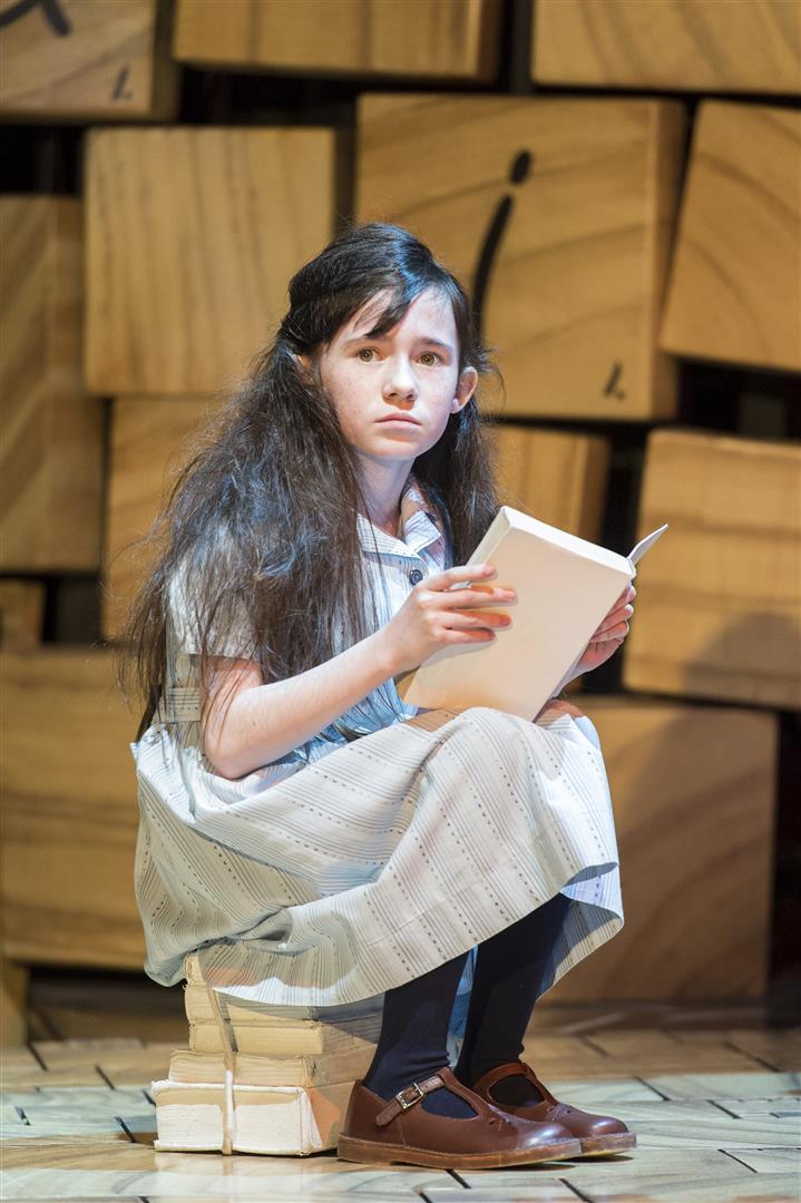 Matilda The Musical Broadway Cast