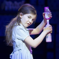 Emily-May Stephenson as Matilda