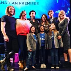 Matilda The Musical Toronto- Tim Minchin and Cast