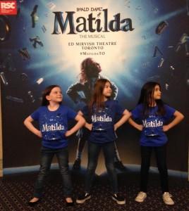 Toronto- Matilda The Musical