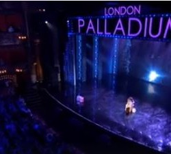 Matilda The Musical on Tonight at the Palladium