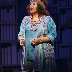 Keisha T. Fraser as Mrs Phelps. Photo Joan Marcus