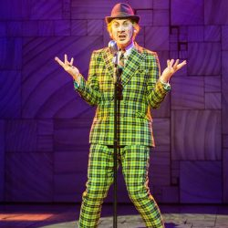 Michael Begley as Mr Wormwood