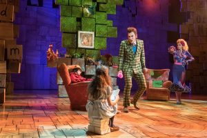 Matilda the Musical- The Wormwoods