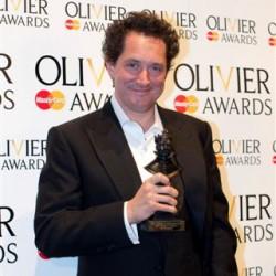 Best Actor in a Musical Bertie Carvel