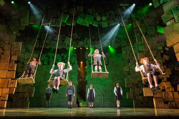Relaxed Performance Announcement Matilda The Musical