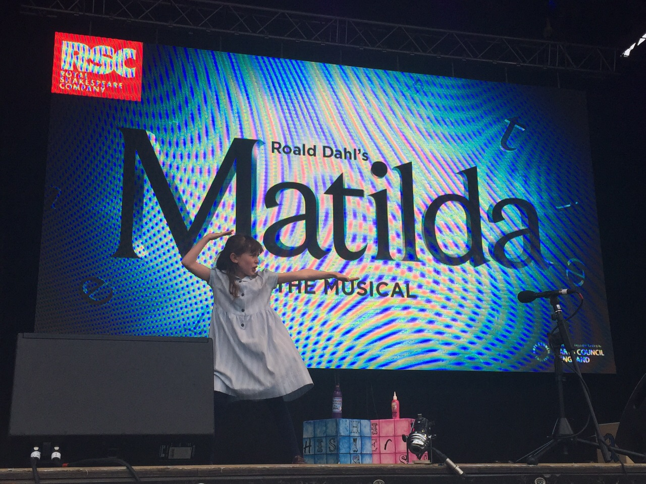 Event Photo Gallery Matilda The Musical London