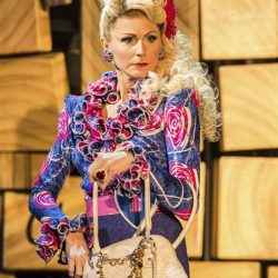 Rebecca Thornhill as Mrs Wormwood - Matilda The Musical
