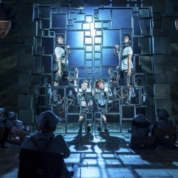 The Matilda The Musical London 2015 Company