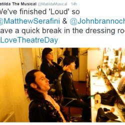Matilda Love Theatre Day-Showtime 2