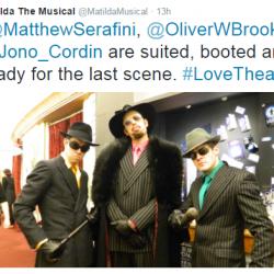 Matilda Love Theatre Day-Showtime 5