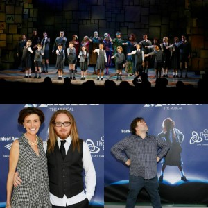 Matilda The Musical US Tour Opening