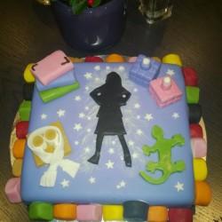 Matilda the Musical cake