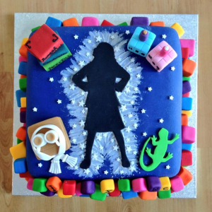 Matilda The Musical Bake Off winner