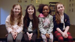 Matilda's in Matilda The Musical January 2016