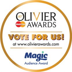 Magic Radio Audience Award- Vote Matilda The Musical