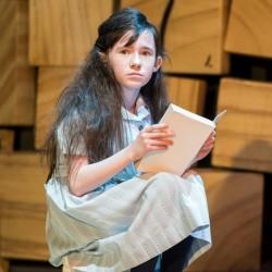 Matilda The Musical- Clara Read as Matilda