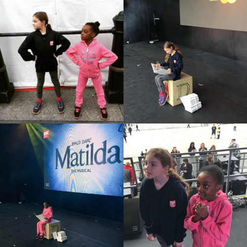 Matilda The Musical West End Live 2016