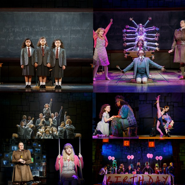 Matilda The Musical Toronto